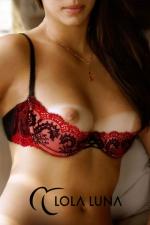 Soutien gorge demi sein Victoria - Soutien Gorge demi sein qui sublime la poitrine, réalisé dans un superbe tulle brodé haut de gamme.